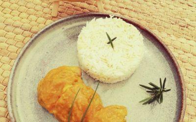 Tajine de dinde & riz parfumé