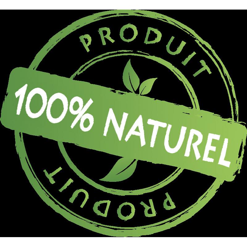 100 naturel